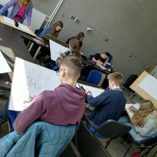 Szkoła rysunku wWarszawie – miejsce, gdzie rozwiniesz swoje umiejętności